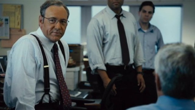A scene from Margin Call