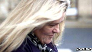 Audrey Baxter [Pic: Newsline]