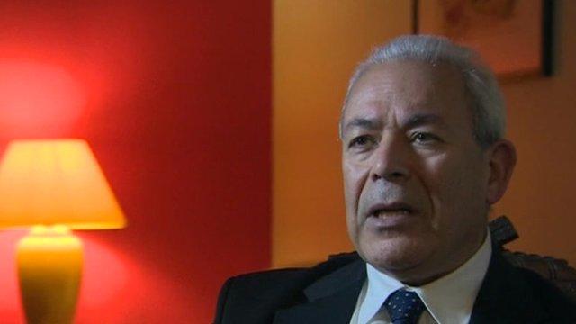 Dr Bourhan Ghalioun