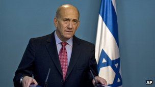 Ehud Olmert (March 2009)