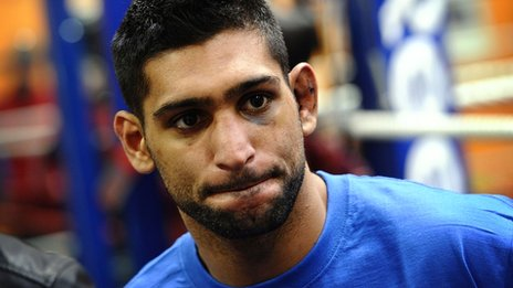 > Amir Khan hearing into Lamont Peterson bout to begin - Photo posted in Pro Boxing presented by BX | Sign in and leave a comment below!