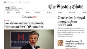 Boston Globe screen grab