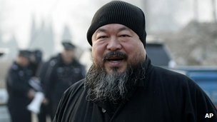 Chinese authorities will take two months to review Ai Weiwei's tax evasion case
