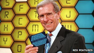 Bob Holness in Blockbusters