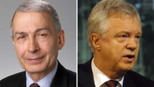 Frank Field and David Davis