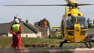 Dorset and Somerset Air Ambulance