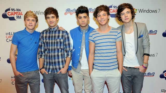 One Direction fine to perform after bus crash - CBBC Newsround  One Direction f...