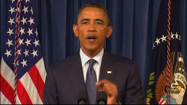 President Obama responds to Friday's US jobs report.