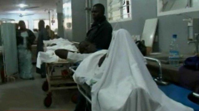 Gombe attack victims
