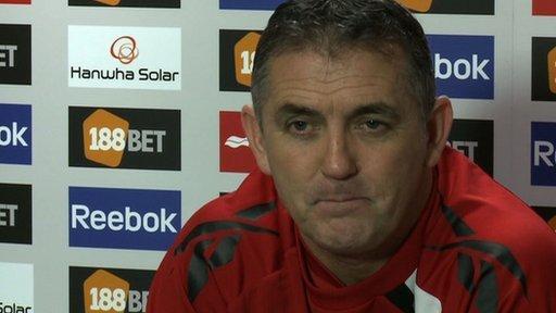 Owen Coyle - Bolton manager