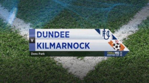 Dundee v Kilmarnock