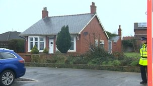 The house on Lytham Road