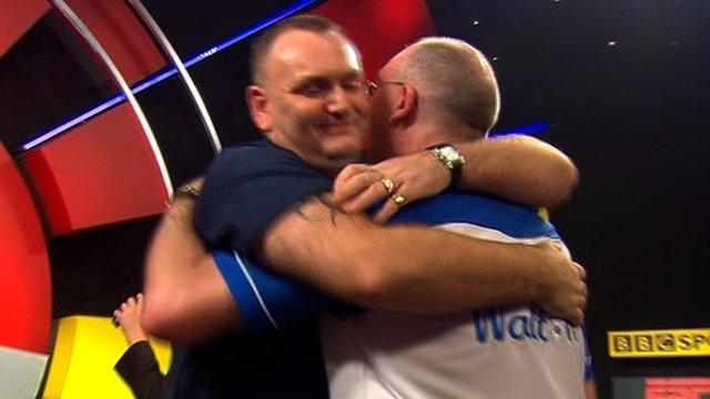 Martin Atkins beats ex-champion John Walton in BDO opener