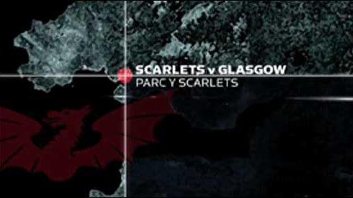 Scarlets v Glasgow