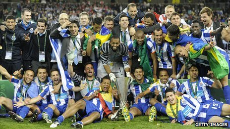 Porto win Europa League