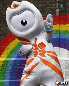 Wenlock, Olympic mascot