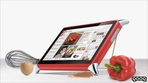 The Qooq tablet