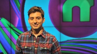 Newsround presenter Ricky Boleto