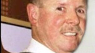 Constable Stephen Paul Carroll, 48, was from Banbridge