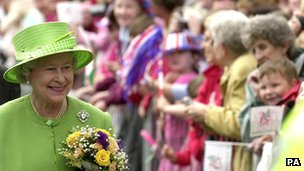 Queen&#039;s Golden Jubilee