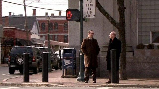 New Hampshire street scene