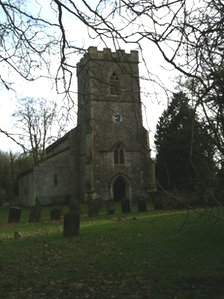 Church at Mixbury