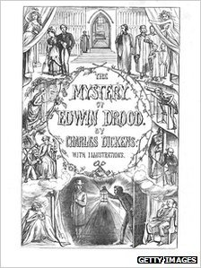 Mystery of Edwin Drood front cover