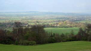 Chiltern Valley, Buckinghamshire 