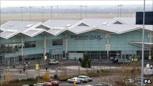 Birmingham Airport