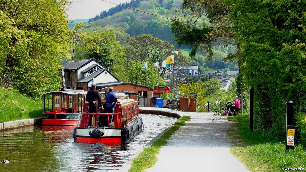 BBC News - Llangollen Canal world heritage site plan to attract more tourists