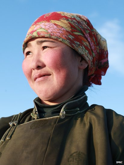 BBC News - In pictures: Life in Mongolia