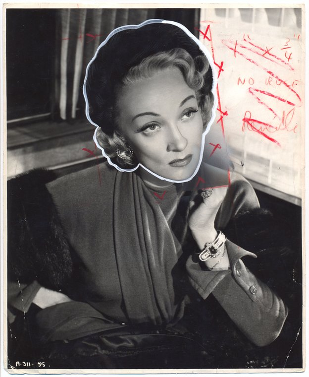 Marlene Dietrich