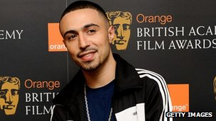 Bafta rising star nominee Adam Deacon
