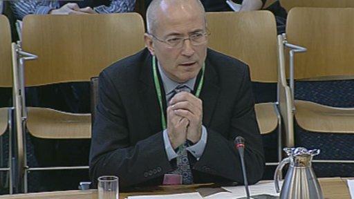 Professor Charlie Jeffery, University of Edinbrugh