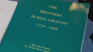 David Kreckeler&#039;s book about the cemetery
