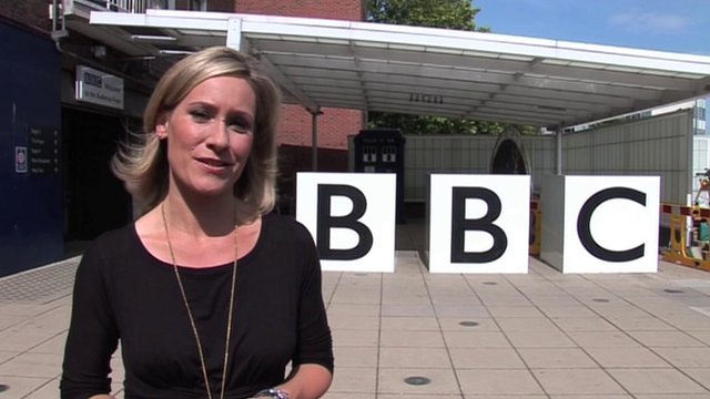 BBC presenter Sophie Raworth gives her top tips for how to report on the big events that are going on all over the UK in 2012.