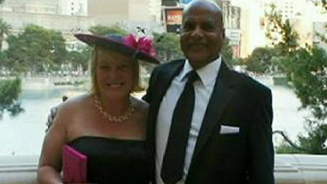 Avtar Singh-Kolar, 62, and his wife Carole