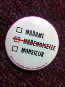 Campaign badge