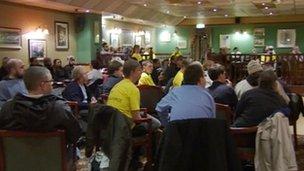 Shelforce public meeting