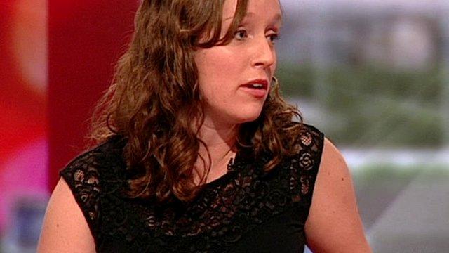 Hazel Nunn of Cancer Research UK