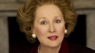 Meryl Streep as Lady Thatcher - Pathe Films (sourced via Imagenet)