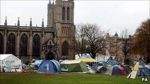 Occupy Bristol