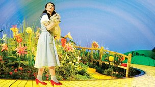 Danielle Hope in The Wizard of Oz