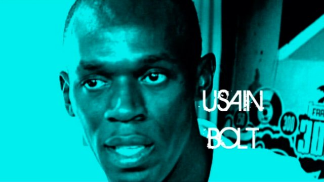 Usain Bolt, Olympic 100m and 200m champion