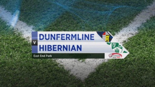 Dunfermline v Hibernian