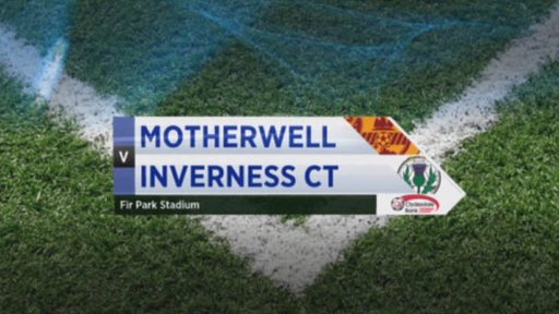 Motherwell v Inverness CT