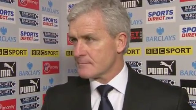 New QPR boss Mark Hughes