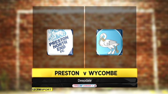 Highlights - Preston 3-2 Wycombe