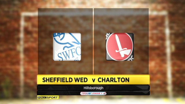 Highlights - Sheffield Wednesday 0-1 Charlton