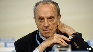 Manuel Fraga Iribarne. Photo: 2008